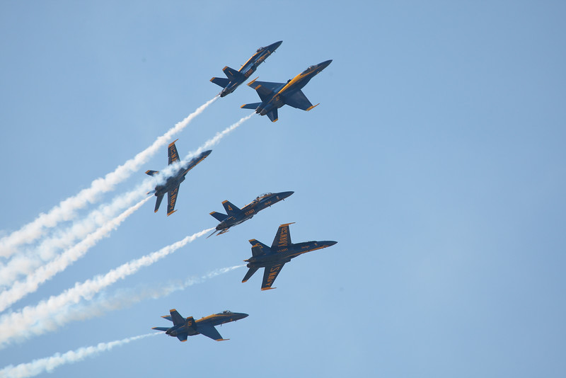 Blue Angels-KC Airshow 2015