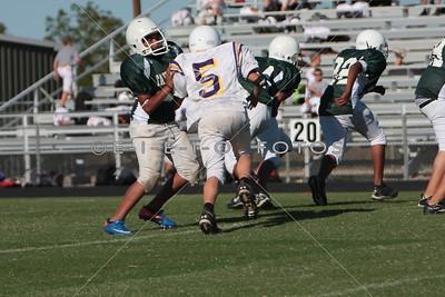 2011.10.13 B 7th Grade Taylor vs Liberty Hill