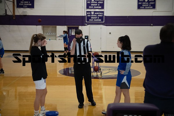 RFH Girls Basketball 2012
