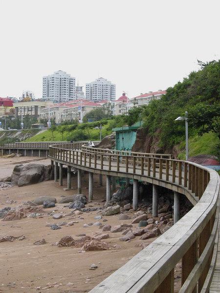 Qingdao Boardwalk