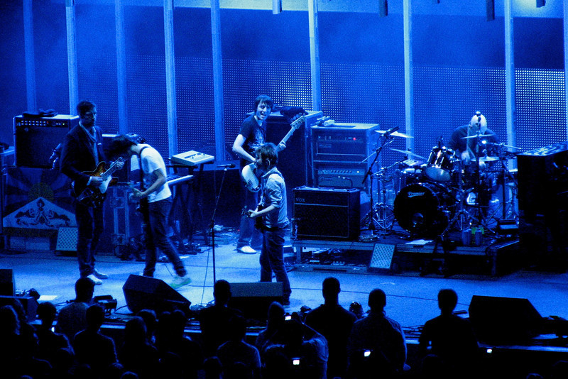 Radiohead Hollywood Bowl 08-24-08 101