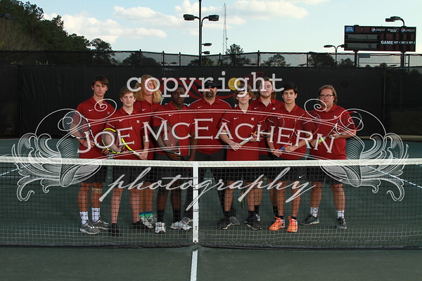 Northview High Boys Tennis 2017-2018