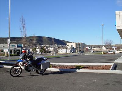 Ride to Clarkston 2-22-03