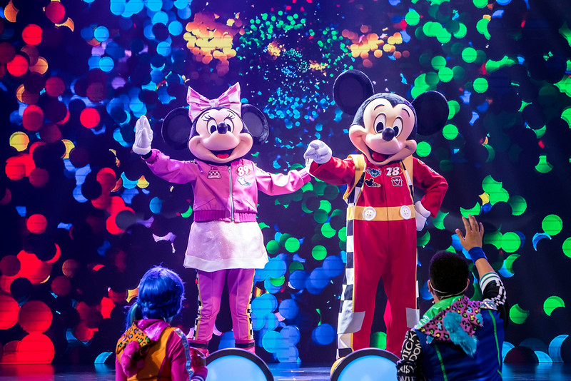Mickey, Minnie, Princess Sofia and more surprises come alive at 'Disney Junior Dance Party!'