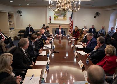2.28.2020 Coronavirus Task Force Meeting
