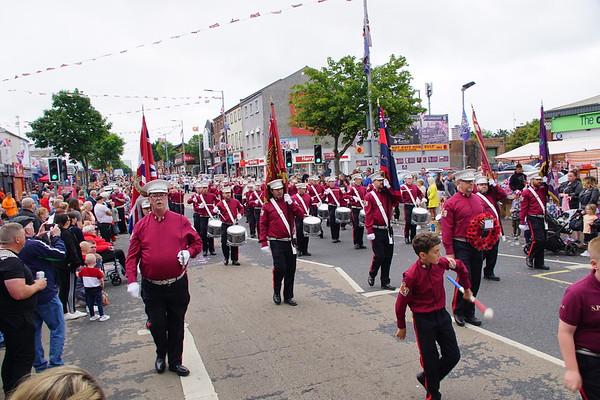Trevor King Memorial Parade