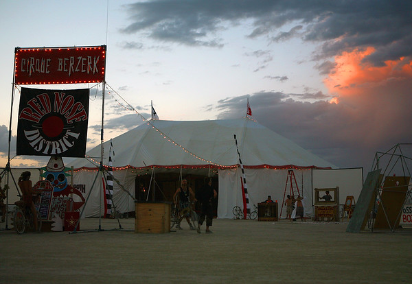 Cirque Berzerk 2007