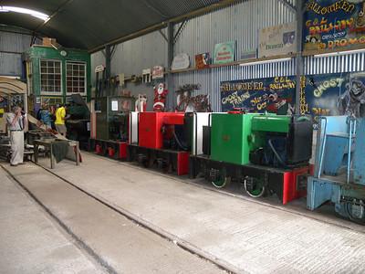 Prototype railways