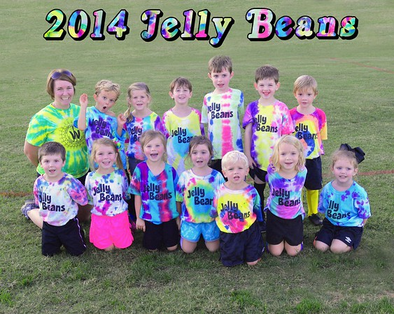 2014 Jelly Beans
