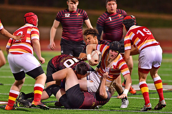 TP Boys Rugby vs Cathedral, 1-26-18