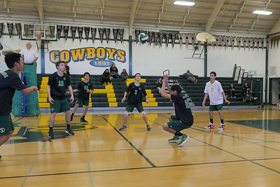 910221 LHS MEN'S JV VOLLEYBALL (WASHINGTON)