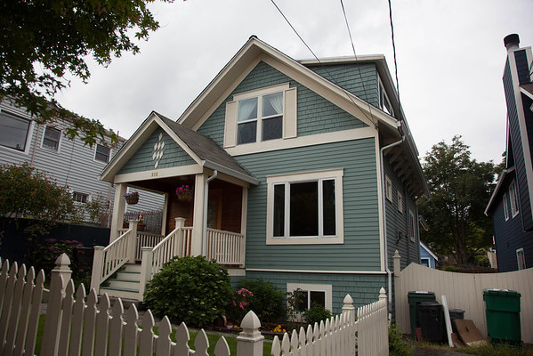 New Seattle House
