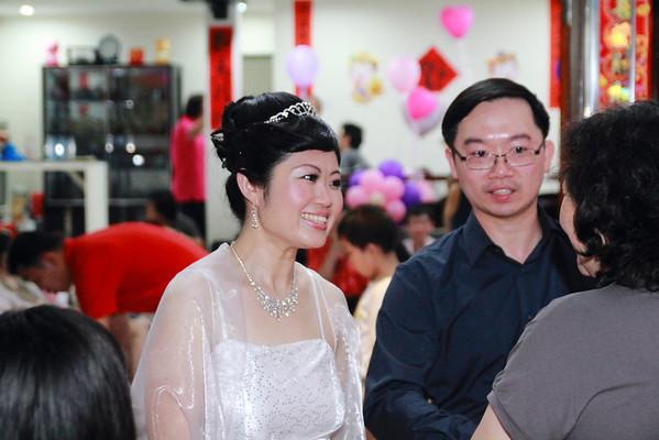 Sze Wee & Hooi Ming