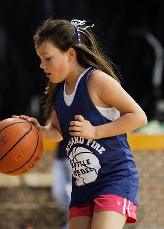 SN Girls Little Rebel Basketball 2011