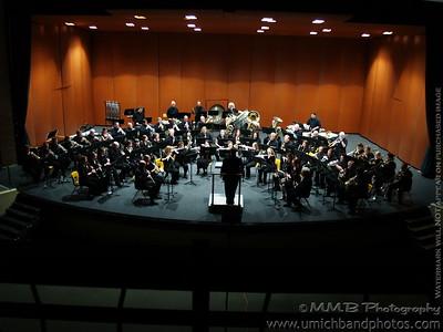 2010 Fall Alumni Band Concert - November 14, 2010