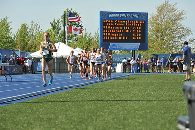 Women's 5000 Gallery 2 - 2015 NCAA D2 Outdoor