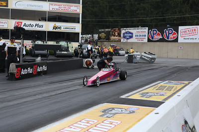 Special Jr Dragster Race