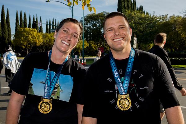 Disneyland Star Wars Half Marathon 01-15-17