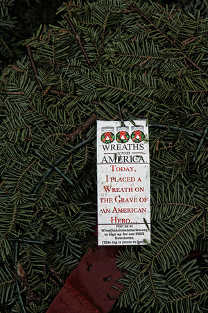 Wreaths Across America, 15 December 2018