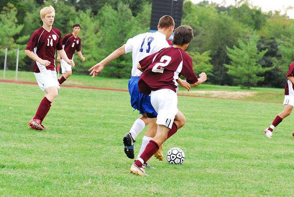 Varsity Soccer vs. Virginia Episcopal School