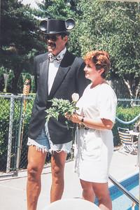 "1996 Jay & Sandy's ""Wedding"""