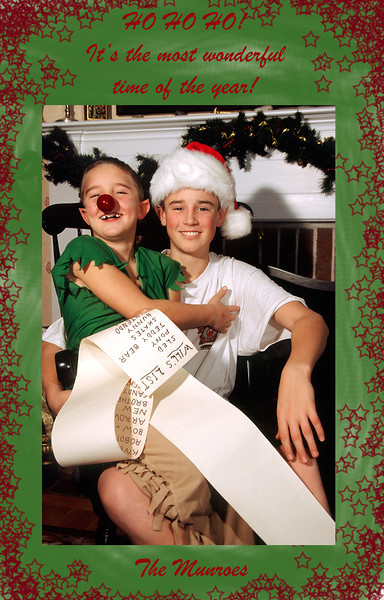 Munroe Christmases