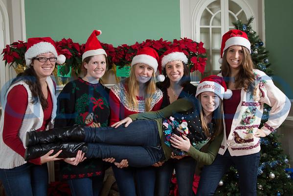 UAA Holiday Portraits