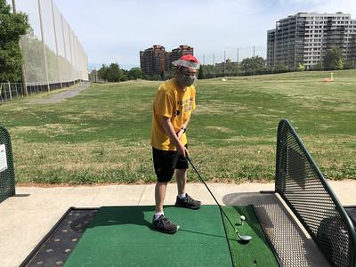 Mercredi - golf