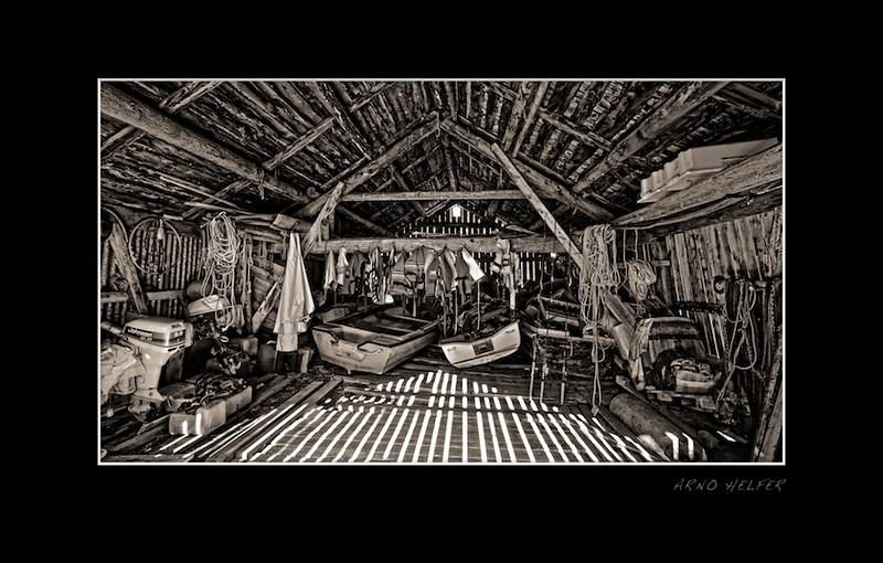 Old Boathouse -  Norway