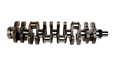 CASE IH 1455 SERIES ENGINE CRANKSHAFT 3228424R92