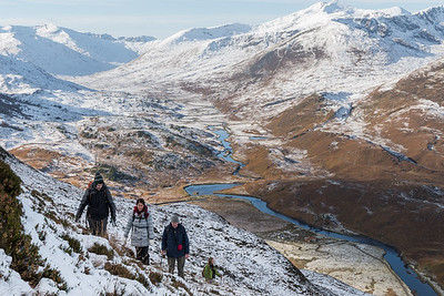 Glen Affric and Carn a' Choire Ghairbh October 2018