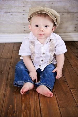Logan 8 months