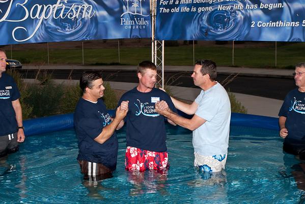 Baptism 9-26-2009