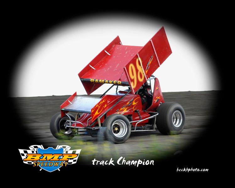 2014 Track Champion's