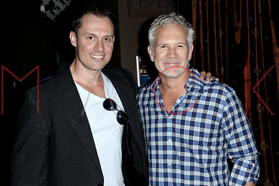 """New York, NY - July 09:  The Wrap - Cast Party For The Film """"Time Wounds All"""", New York, USA."""