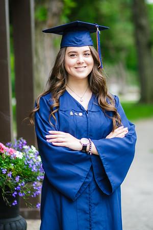 Neringa Graduation