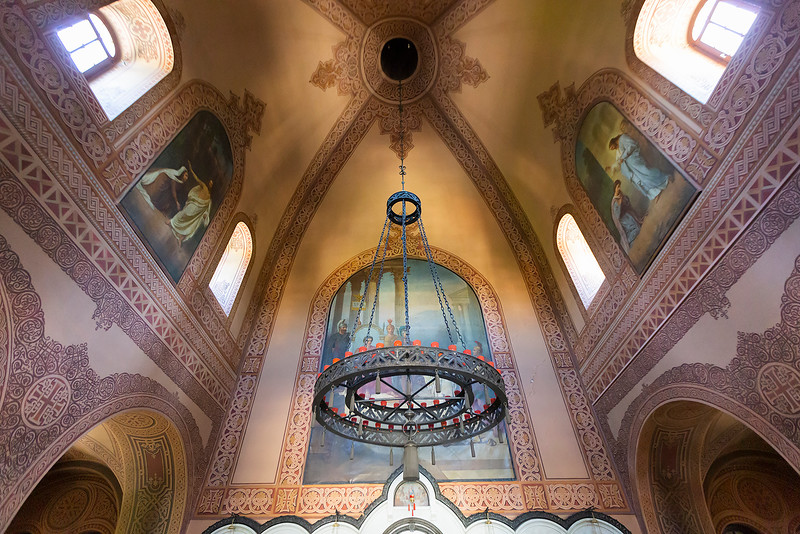 Inside TheChurch of Mary Magdalene
