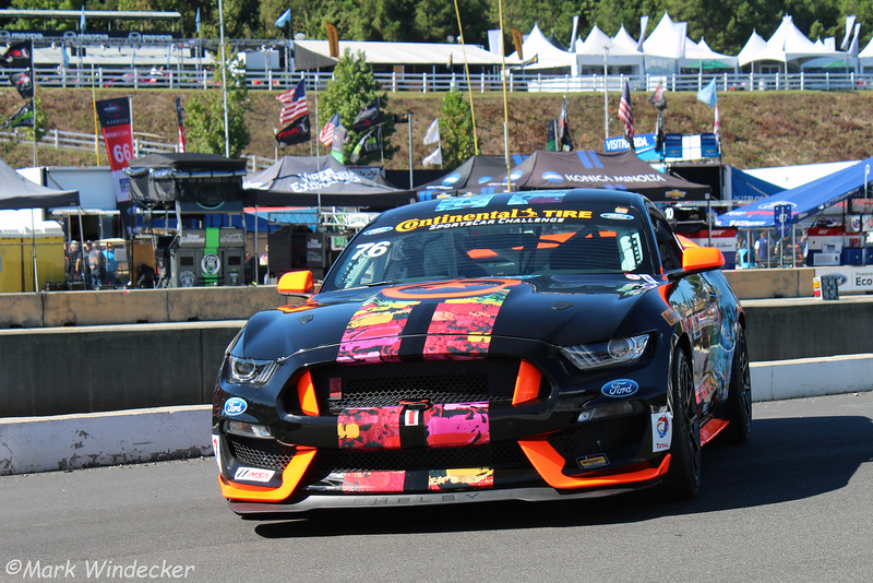 GS-C360R Ford Shelby GT350R-C