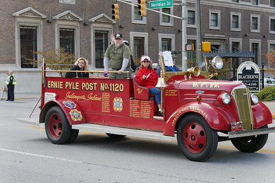 2016 Indy Veterans Day Parade