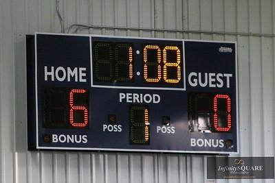 12-8-11 Carter G Woodson Girl's Basketball