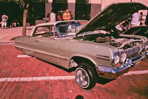 Back to the Bricks Historic Car Show Film