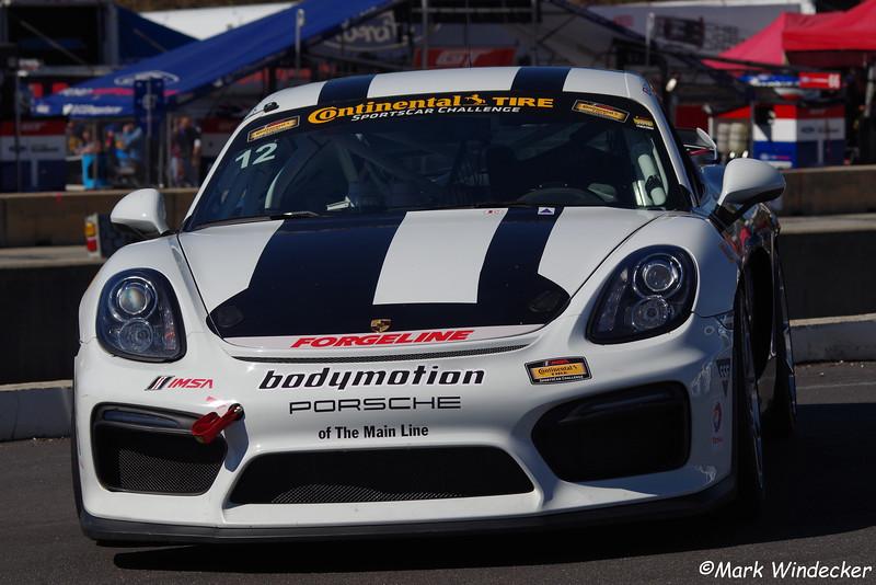 GS-Bodymotion Racing Porsche Cayman GT4