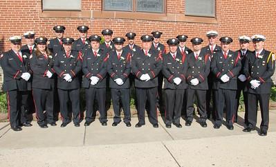 Citizens Fire Company, Citizen's, Memorial Service, Tamaqua Volunteer Fireman's Relief Association 2014 (5-25-2014)