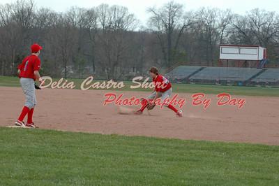 St. Clair JV Baseball Ag. Lakeshore