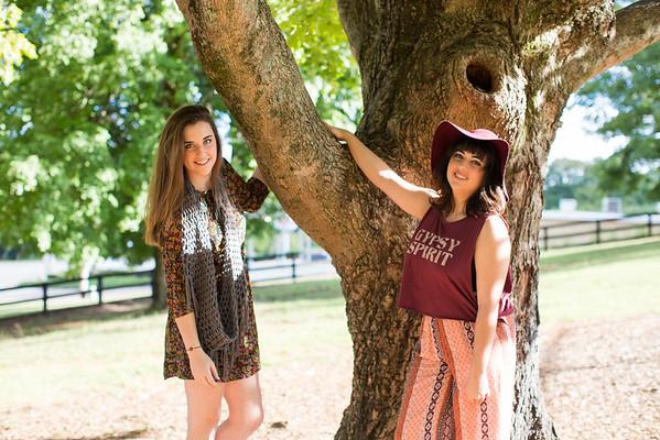 Madi and Natalie