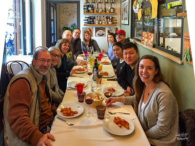 25 Rome - Food tour and Final Day
