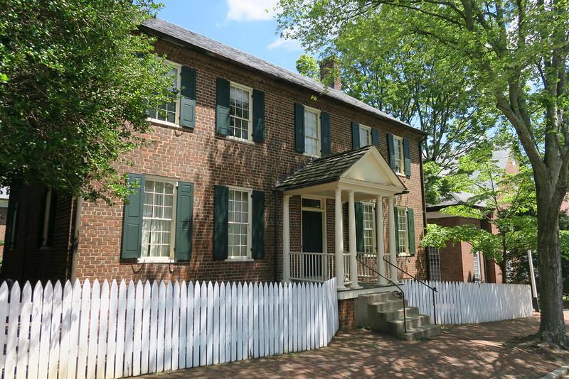 Bishop's House (ca. 1841)