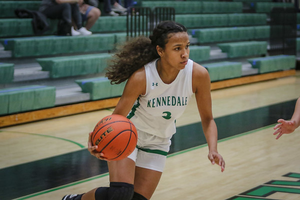 Kennedale vs Weatherford WBB