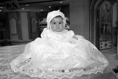 Christening Photos for Slide Show