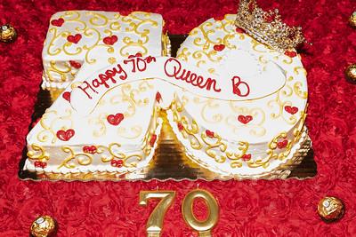 M Baliey Birthday Celebration